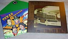 TEXAS TORNADOS Live from the Limo Vol.1 CD promo US album+POSTCARDS insert EX+/M