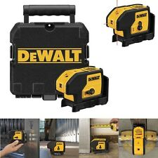 Brand New DEWALT DW083K Self-Leveling Line Laser, 3-Beam Laser Pointer