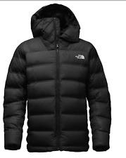NWT Mens The North Face Summit L6 Down Belay Parka Jacket Medium Black 2017