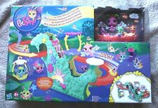 LITTLEST PET SHOP: FAIRY ROLLER COASTER (LPS 2012). RETIRED! PARQUE HADAS, BNIB!