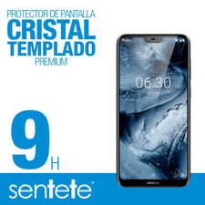 Sentete® Nokia X6 Protector de Pantalla de Cristal Templado PREMIUM