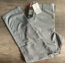 Under Armour Boys' Match Play 2.0 Golf Pants Gray Size 18
