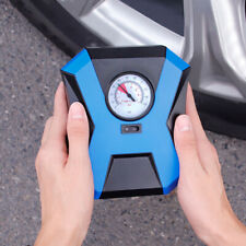 100PSI Tire Electric Mini Air Pump Vehicle Inflator Compressor For Bicycle Cars