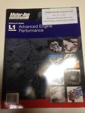 L1 ASE Motor Age Advanced Engine Test Prep Study Manual Guide