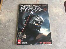 Ninja Gaiden Sigma 2 : Prima Official Game Guide (5A)