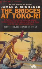 The Bridges at Toko-Ri by James Michener (1962, PB) Naval Aviation Korea