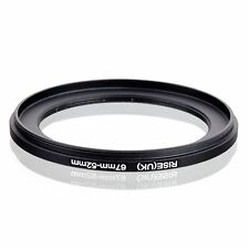RISE(UK) 67-52MM 67 MM- 52 MM 67 to 52 Step Down Ring Filter Adapter 67-52