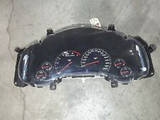 01-04 Corvette C5 Instrument Speedometer Gauge Cluster HUD Ready 24k Aa6429
