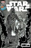 Star Wars #68 SDCC Exclusive Variant Chewbacca Marvel Comics 1st print 2019 NM