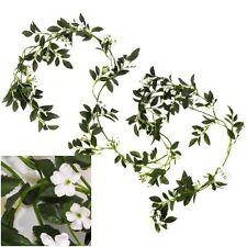 Artificial Jasmine Garland - 200cm Long - Spring and Summer Flower Garlands