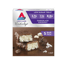 Atkins Endulge Chocolate Coconut Bar 40g X 5
