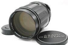 【 Exc ++++ 】6 Elements PENTAX SMC TAKUMAR 135mm f2.5 M42 Lens from Japan 809