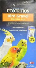 New listing 8 In 1 Pet Products eCotrition Bird Gravel for Parakeets Cockatiels Parrots 2.