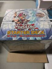 Yu-Gi-Oh Starter Deck - XYZ Symphony (box)