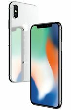 Apple iPhone X 256GB Mobile Smart iOS phone Silver Unlocked A1901