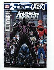 SECRET AVENGERS  # 23 Cover A Marvel NM Agent Venom