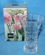 "Mikasa, 4 3/4"" Crystal Bud Vase Monarchy VZ006/612"