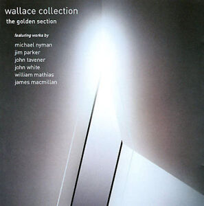 Wallace Collection:The Golden Section by John Miller (CD, Sep-1999, Linn Records
