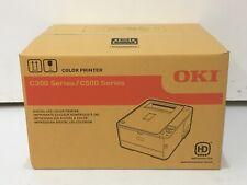 Okidata C531DN Color LED Duplex Network Printer 62443701 SEALED✅❤️️✅❤️️✅❤️️✅❤️️