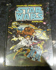 Marvel Presents Star Wars Annual