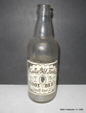 Vintage Frostie Old Fashioned Root Beer Soda Pop Top Bottle