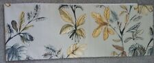 Handmade Table Runner - Golden Leaves