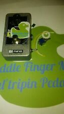 No Pedal Mod Only EHX Screaming Bird Middle Finger Mod by Sal'tripin Pedal Co