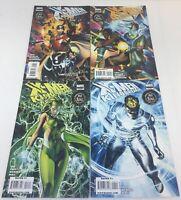 2009 Marvel Comics X-MEN KINGBREAKER #1 2 3 4 ~ FULL SET