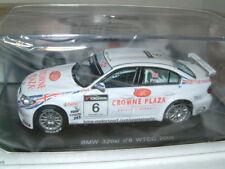 1/43 SPARK BMW 320Si 2009 WTCC #6 ANDY PRIAULX `CROWNE PLAZA`HSBC`