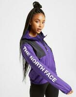 New The North Face Women's Logo 1/4 Zip Jacket