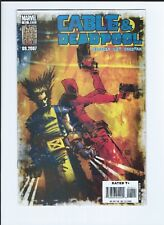 Cable and Deadpool 43 --- Rare KEY Comic book
