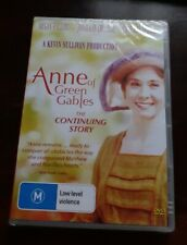 Anne of Green Gables The Continuing Story - Region 4 - DVD - New & Sealed