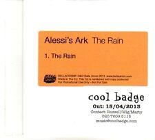 (DR23) Alessi's Ark, The Rain - 2013 DJ CD