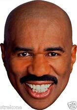 STEVE HARVEY  - TV Talk Show Personality - Large Head WindoCling  Decal Stick-On
