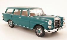 NOREV MERCEDES BENZ 200 ESTATE WAGON GREEN 1:18 NEW & Almost Sold Out! Last Pcs!