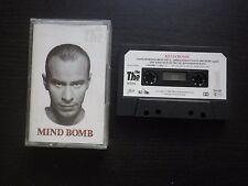 K7 CASSETTE audio THE THE : MIND BOMB (Cbs 1989 envoi suivi)