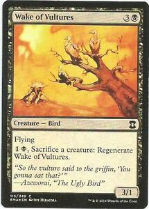 1x Foil - Wake of Vultures - Magic the Gathering MTG Eternal Masters