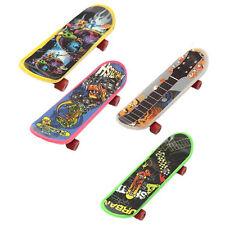 Mini 4 Pack Finger Board Tech Deck Truck Skateboard Toy Gift Kids 95mm SH W N0A0
