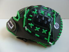 "NWT RAWLINGS 11"" Fastpitch Softball Glove Youth Mitt Pro Series Girls Black NEW"