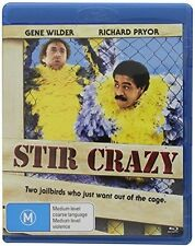 Stir Crazy (2016, REGION ALL Blu-ray New)