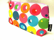 Kapitza for Clinique Cosmetic Makeup Bag Toiletry Organizer Travel, New~Cute~