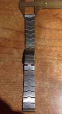 Cinturino Orologio Acciaio Chiusura A Pacchetto Attacco 18 Mm