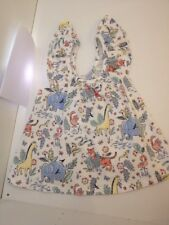 Dylan & Abbey Top - Animal Theme Print - 12 Months - Baby Girls Cotton Clothing