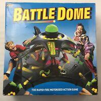 Vintage Parker BATTLE DOME Rapid Fire Motorised Game, 100% Complete, Retro Party
