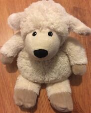 Intelex Microwaveable Cozy Sheep Plush
