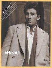 VERSACE - 1999 Print Ad