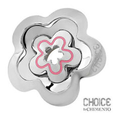 CHOICE by Chimento Ring MAGIC Made in Italy Stainless Steel 7 US RP:$110.00
