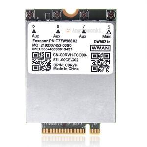 Dell Latitude 5420 5424 7424 T77W968 DW5821e Snapdragon X20 LTE PH6K2 C0RVH CARD