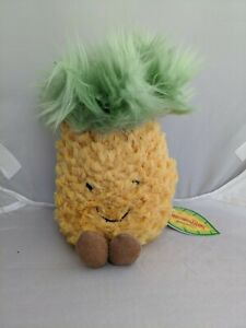 NEW 16 cm Jellycat Amuseable Pineapple Small Plush Soft Toy