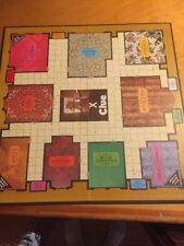 CLUE Detective Board Game 1972 VTG Parker Brothers Missing Some Pieces